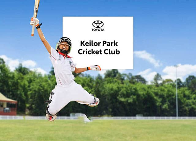 Toyota Good For Cricket